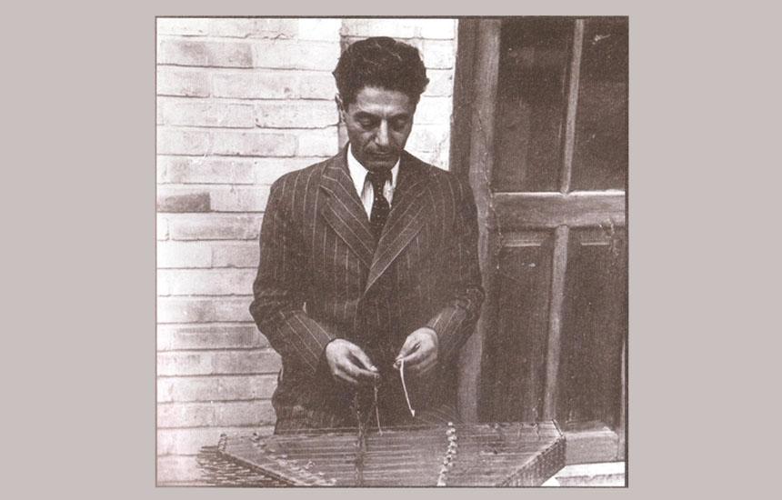 حبیب سماعی نوازنده سنتور 1