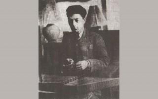 حبیب سماعی نوازنده سنتور