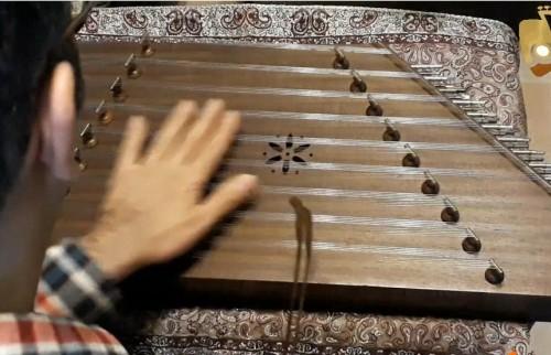 آموزش سنتور: ضربی کرشمه شور